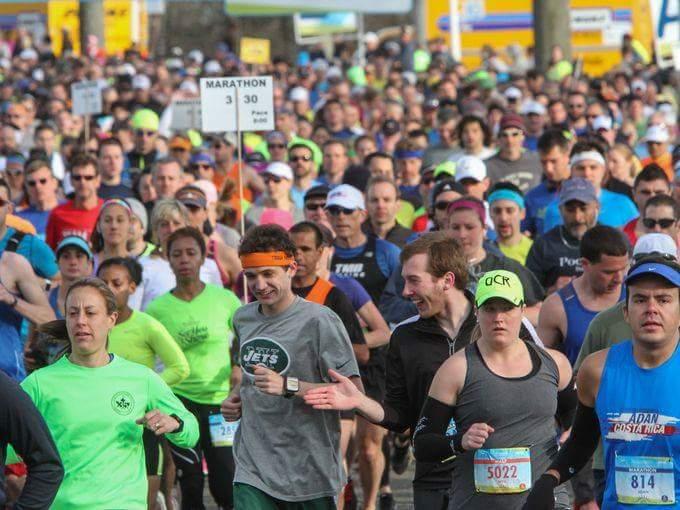 The Novo Nordisk New Jersey Marathon 2015